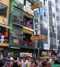 Centro Comercial El Rey de Gamarra
